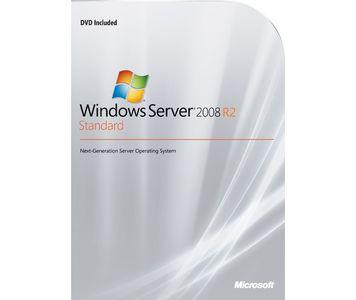 Windows Server 2008 R2 Standard 64-Bit