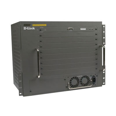 DES-6500 9-Slots Layer 3 Chassis Managed Switch